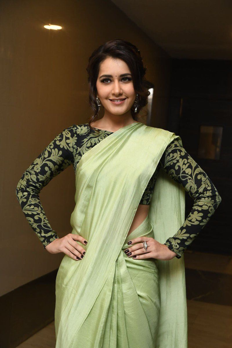 Different Saree Wearing Style (318)