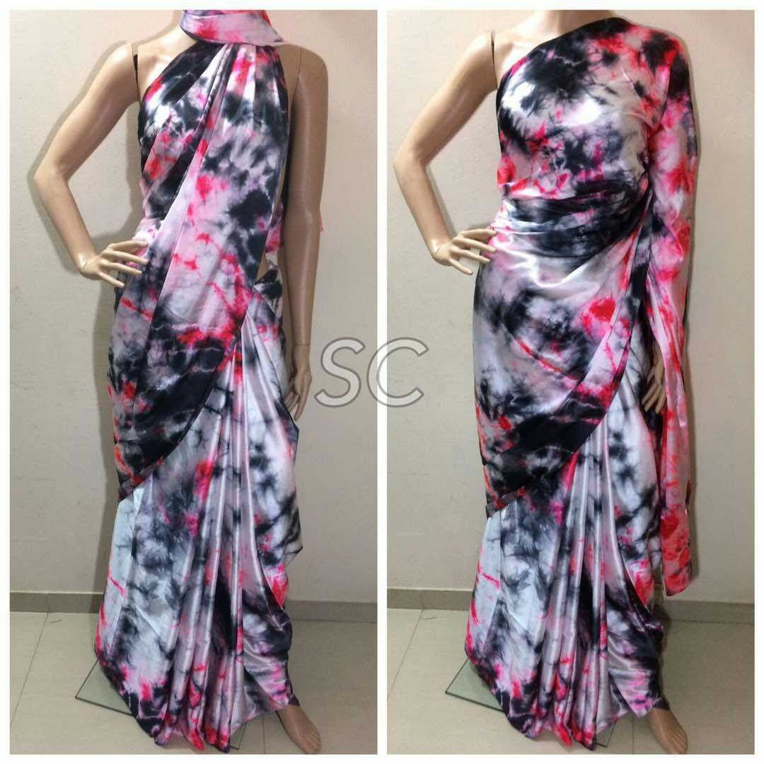 Different Saree Wearing Style (319)