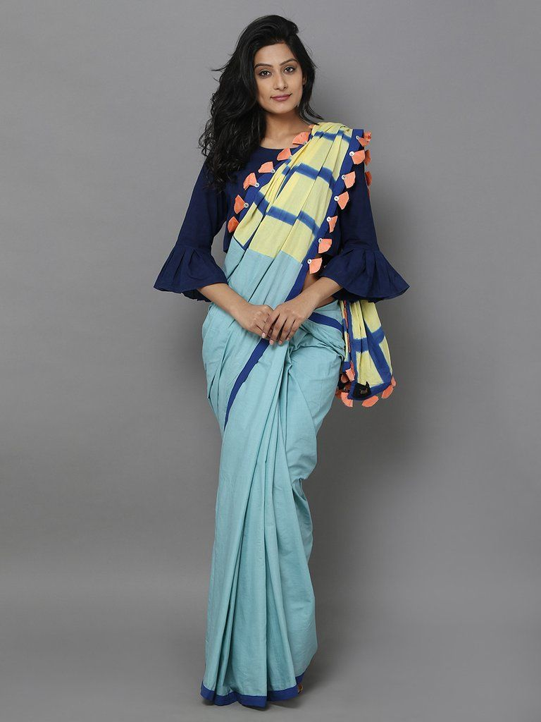 Different Saree Wearing Style (324)