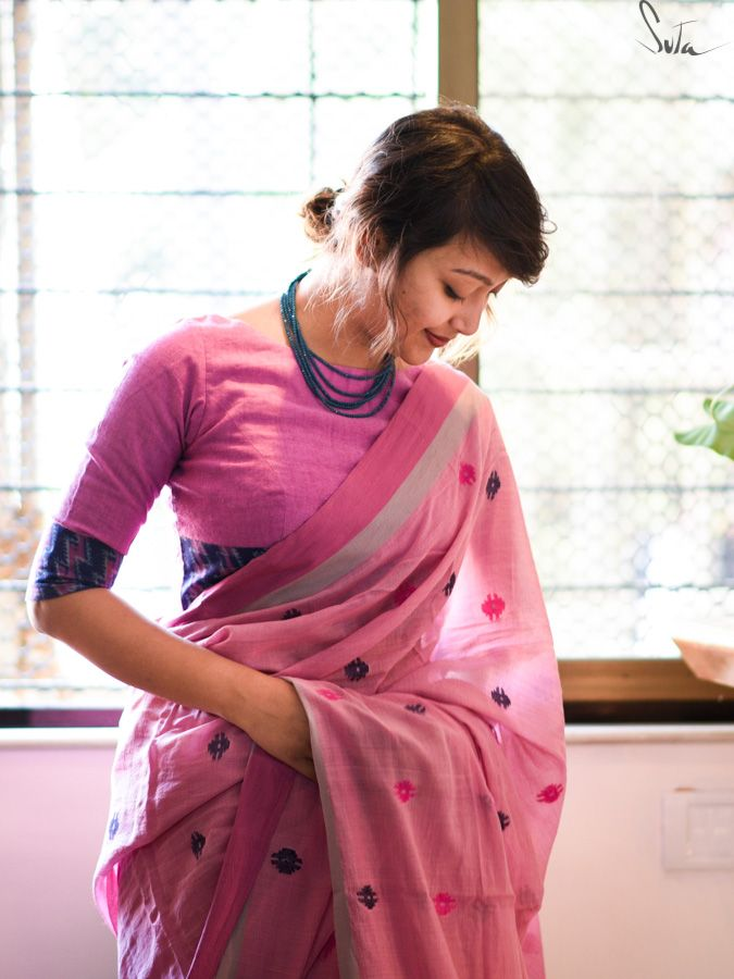 Different Saree Wearing Style (331)