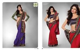 Different Saree Wearing Style (37)