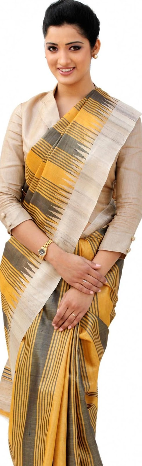 Different Saree Wearing Style (50)