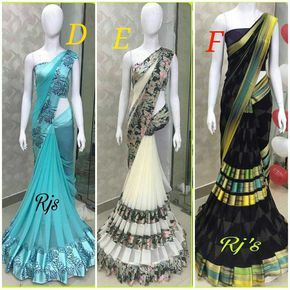Different Saree Wearing Style (52)