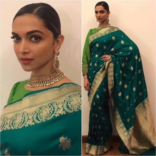 Different Saree Wearing Style (6)