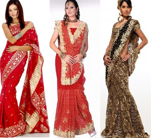 Different Saree Wearing Style (68)