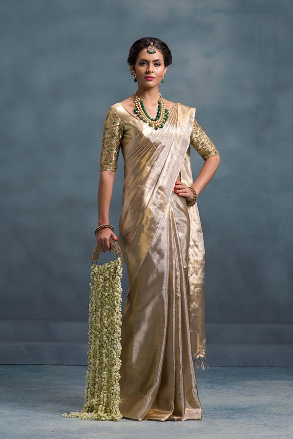 Different Saree Wearing Style (71)