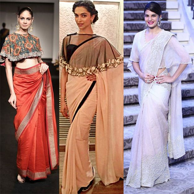 Different Saree Wearing Style (73)