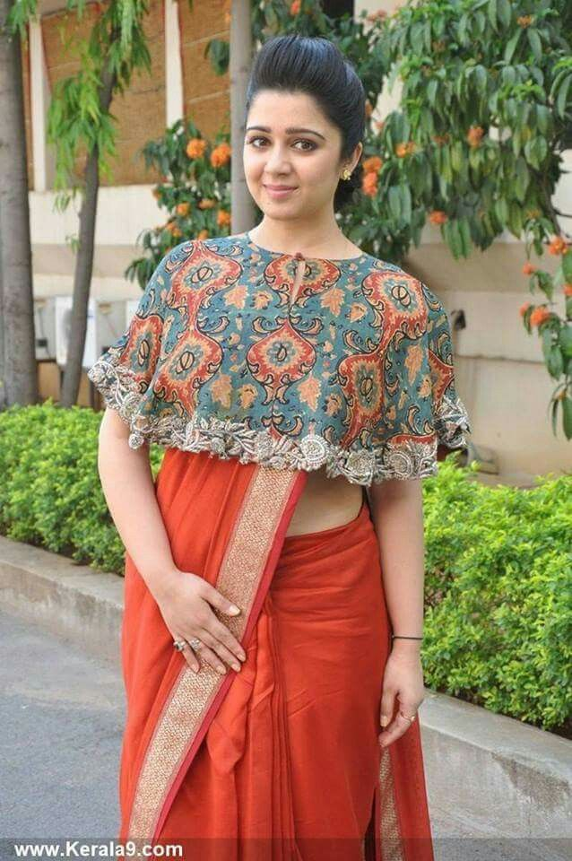 Different Saree Wearing Style (80)