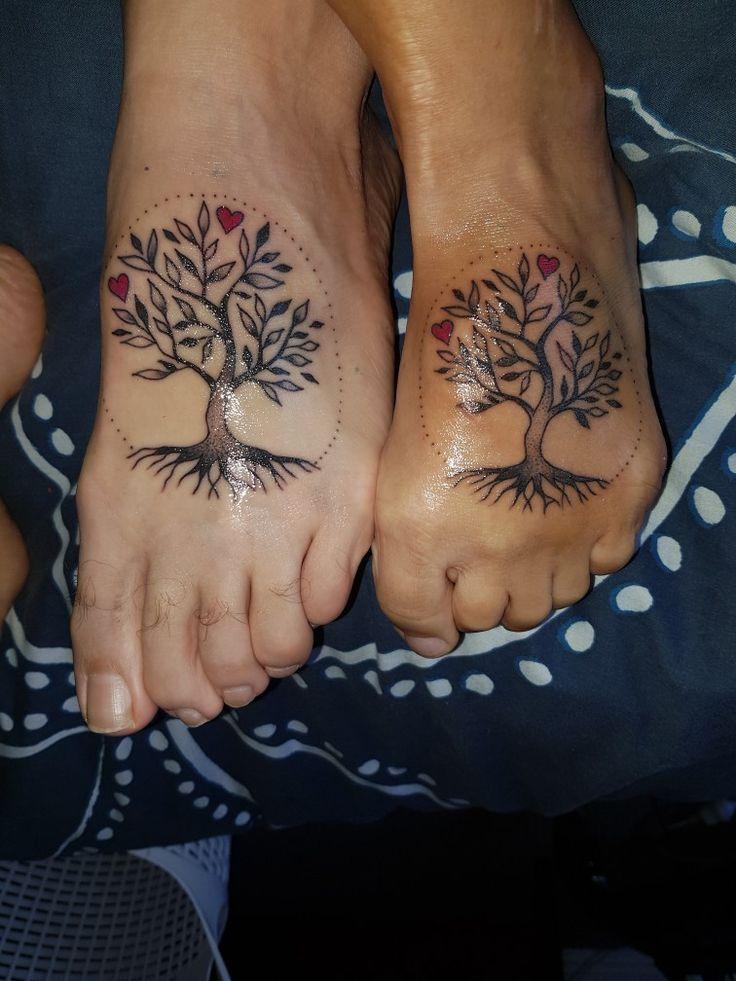 Family Tree Tattoo With Names (101)
