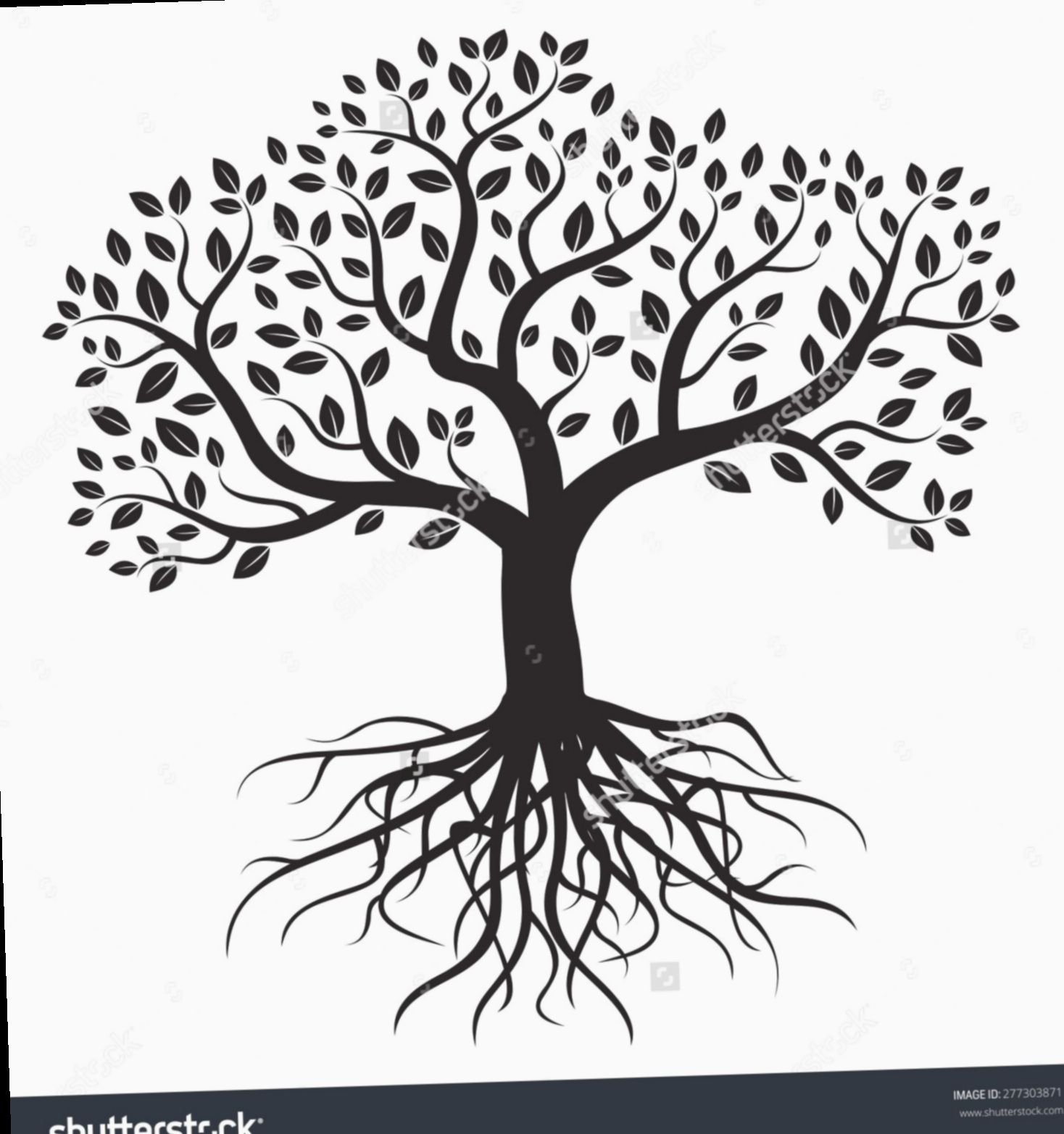 Family Tree Tattoo With Names (102)