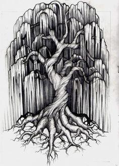 Family Tree Tattoo With Names (115)