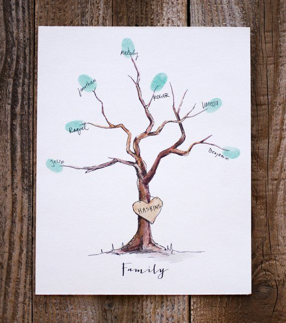Family Tree Tattoo With Names (12)