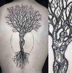 Family Tree Tattoo With Names (123)