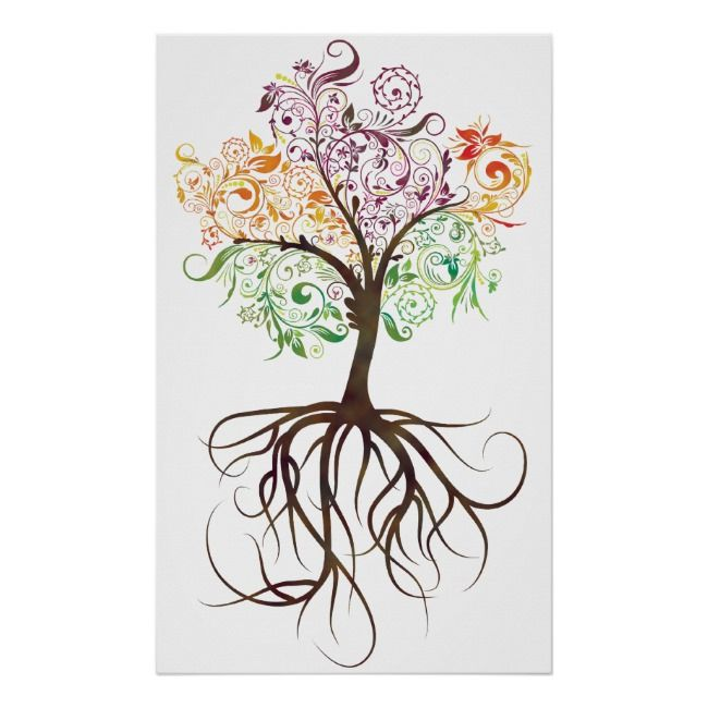 Family Tree Tattoo With Names (126)