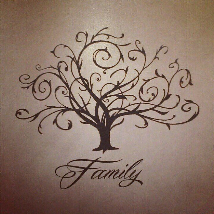 Family Tree Tattoo With Names (129)