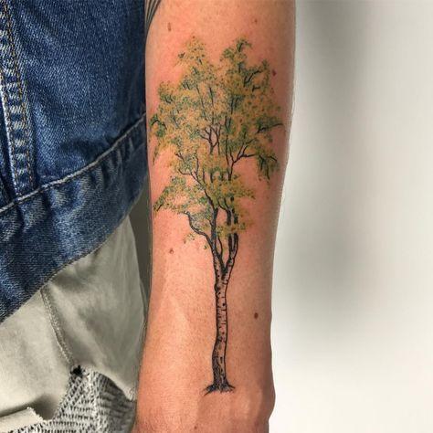 Family Tree Tattoo With Names (131)