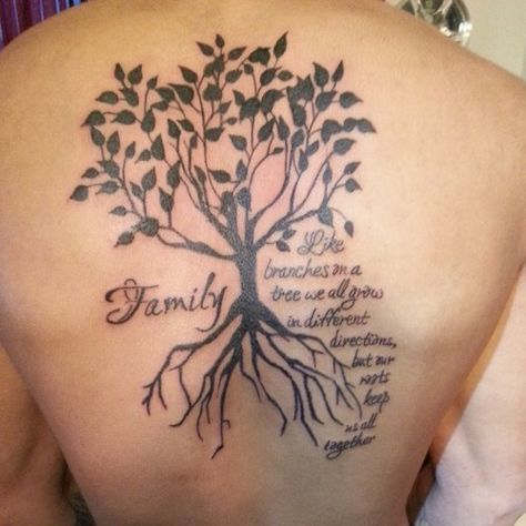 Family Tree Tattoo With Names (137)