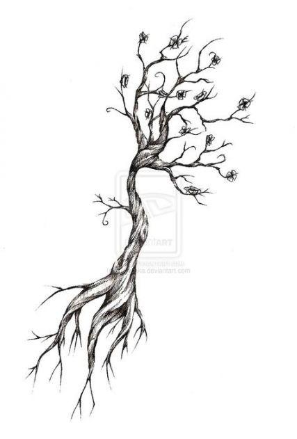 Family Tree Tattoo With Names (14)