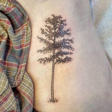 Family Tree Tattoo With Names (151)