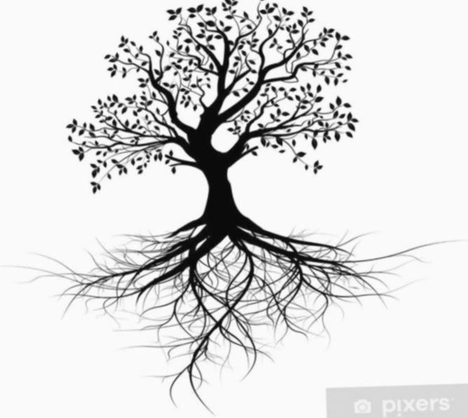 Family Tree Tattoo With Names (155)