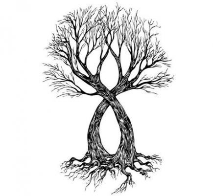 Family Tree Tattoo With Names (158)
