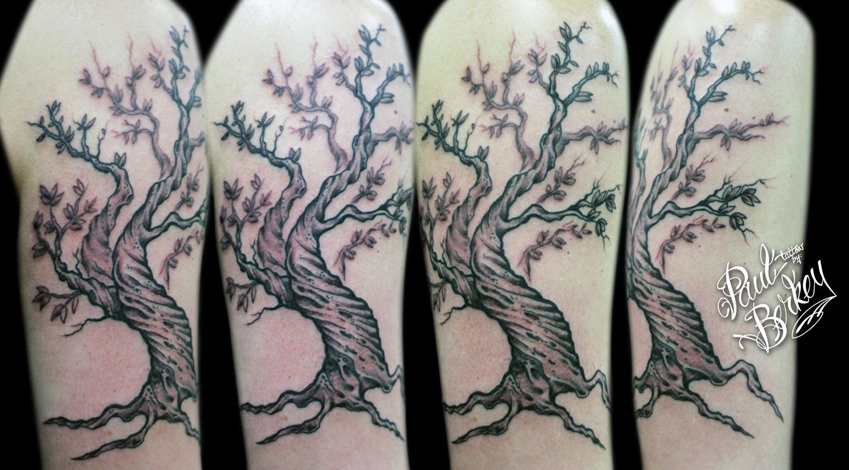 Family Tree Tattoo With Names (160)