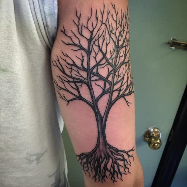 Family Tree Tattoo With Names (161)