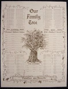 Family Tree Tattoo With Names (162)