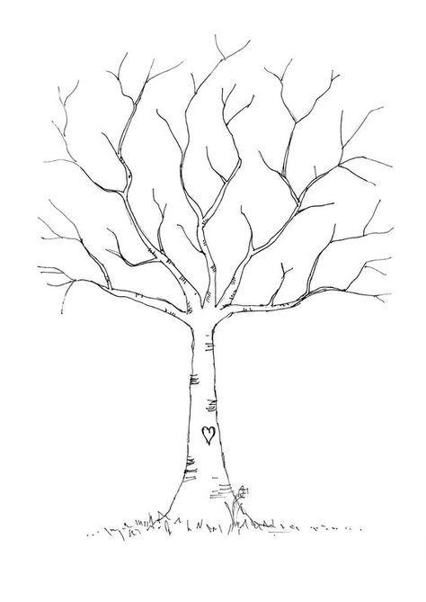 Family Tree Tattoo With Names (167)