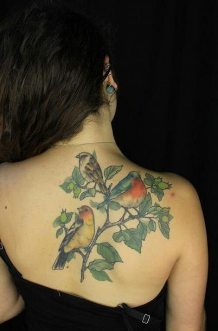 Family Tree Tattoo With Names (172)
