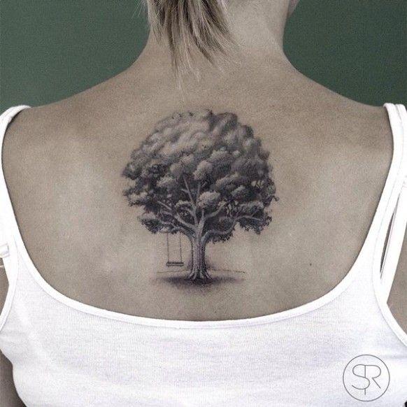 Family Tree Tattoo With Names (182)