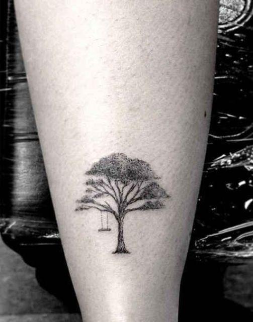 Family Tree Tattoo With Names (201)
