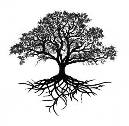 Family Tree Tattoo With Names (205)