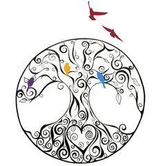Family Tree Tattoo With Names (21)
