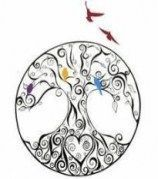 Family Tree Tattoo With Names (231)