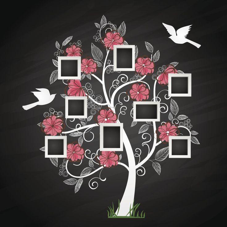 Family Tree Tattoo With Names (239)