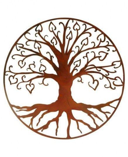 Family Tree Tattoo With Names (27)