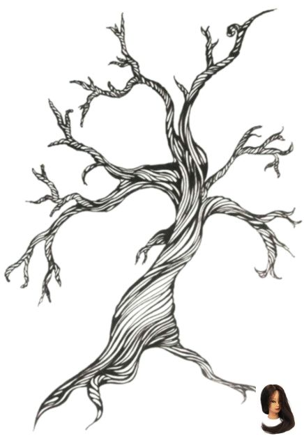 Family Tree Tattoo With Names (4)
