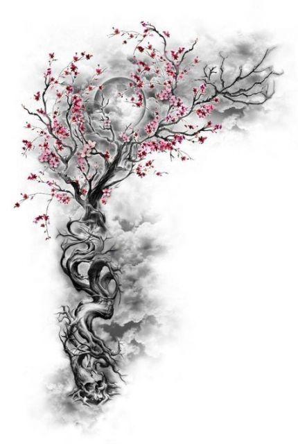 Family Tree Tattoo With Names (58)