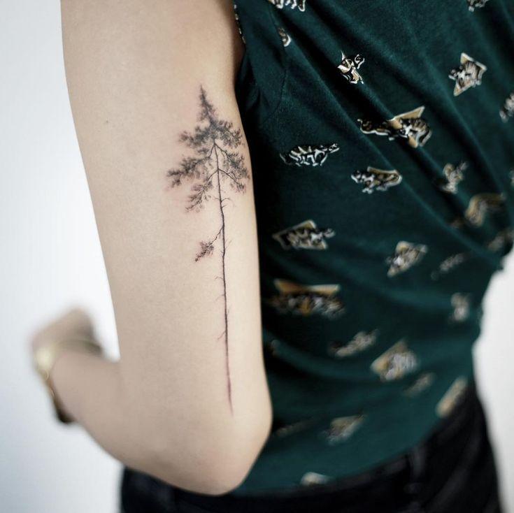 Family Tree Tattoo With Names (60)