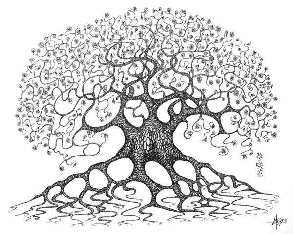 Family Tree Tattoo With Names (65)