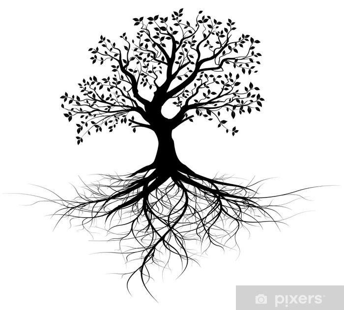 Family Tree Tattoo With Names (75)