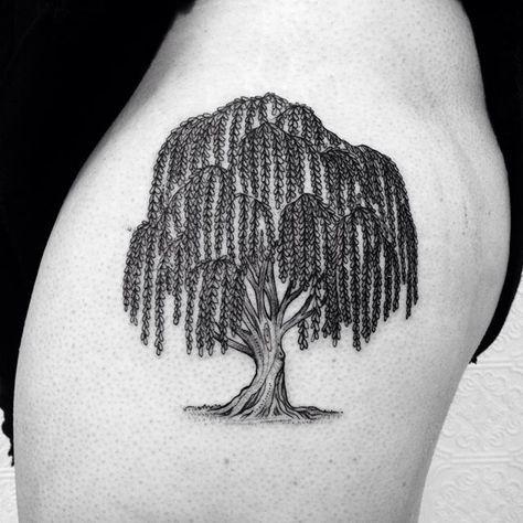 Family Tree Tattoo With Names (90)