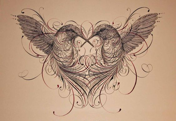 Female Chest Tattoo Pictures Ideas (124)
