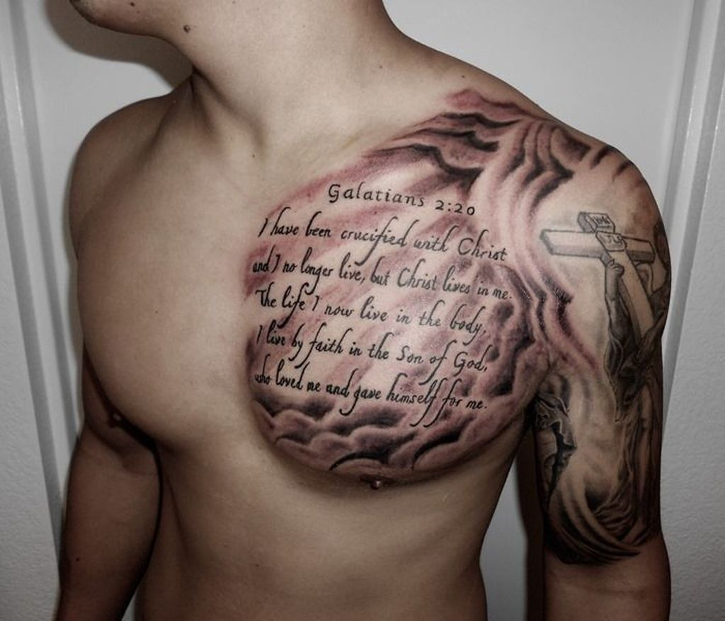 Female Chest Tattoo Pictures Ideas (6)