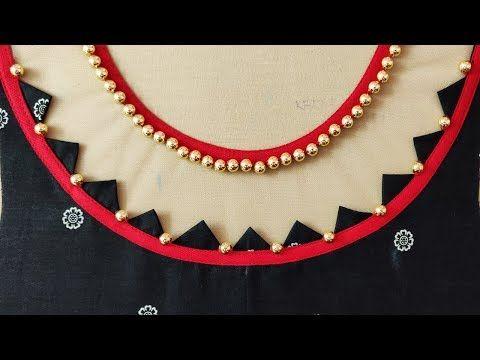 Latest Churidar Neck Models Salwar Patterns (109)