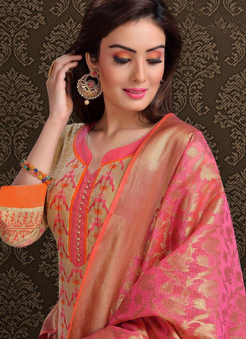 Latest Churidar Neck Models Salwar Patterns (123)