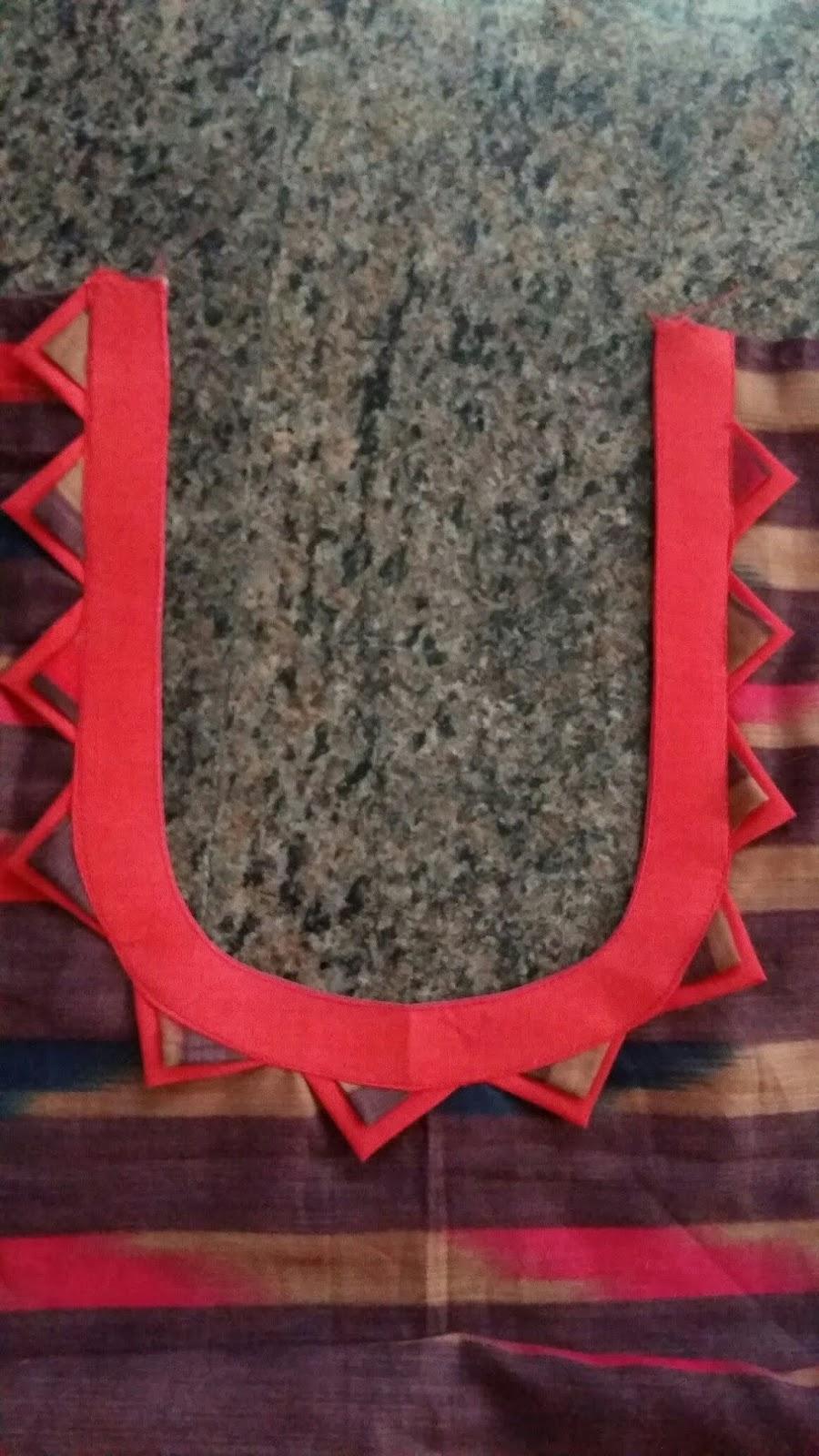 Latest Churidar Neck Models Salwar Patterns (135)
