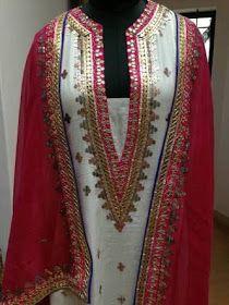 Latest Churidar Neck Models Salwar Patterns (138)
