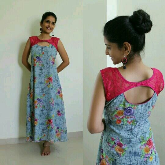 Latest Churidar Neck Models Salwar Patterns (177)